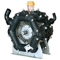 Bertolini, membránové čerpadlo Poly 2260-VD,  260 l
