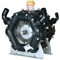 Bertolini, membránové čerpadlo Poly 2300-VD, 300 l