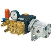 Bertolini, vysokotlakové čerpadlá WHY a THY s hydraulickým pohonom
