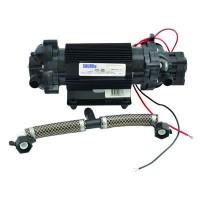 Shurflo, membránové čerpadlo  DIP4111035, 12V 26,5 l/min.,  tlak 3,1 bar