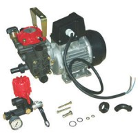 AR 252 GR 30 ET 400 V BlueFlex, čerpadlo s elktromotorom a s regulátorom tlaku