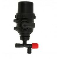 APL, sací filter s vypúšť. ventilom 100 - 160 l pripojenie 40 mm