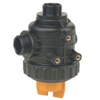 Arag, nasávacie filtre s výpustným ventilom, serie 313, 314, 316, 317 .