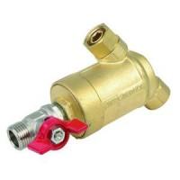 Braglia,  filter s výpustným ventilov