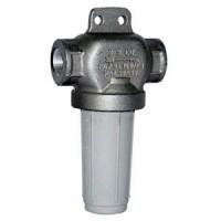 Teejet,    tlakové  filtre  AA(B)124xxx, 87 až 230 l/min.