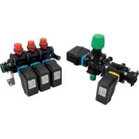 Arag regulačné armatúry 3TB 140 l, 20 barov, prípojenie 13 mm