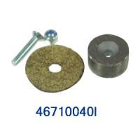 Arag - príslušenstvo meračov, magnet voľný
