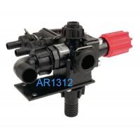 AR-jednotka regulačných ventilov ECM 2