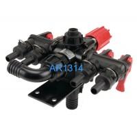AR-jednotka regulačných ventilov ECM 4