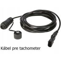 Arag, kábel pre tachometer