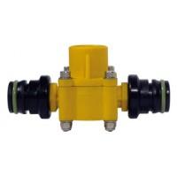 Polmac prietokomer turbinový max. do 6 l/min