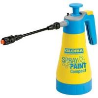 Gloria, ručný postrekovač Spray&Paint, kompaktný 1,25l
