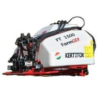 Kertitox FT, 1200 a 1500 l aplikátory na špecialne použitie