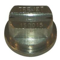 TeeJet - trysky s plochým postrekom dvojstranné,  nerezové 150°